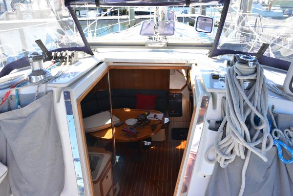 Catalina 42 MkII For Sale New England