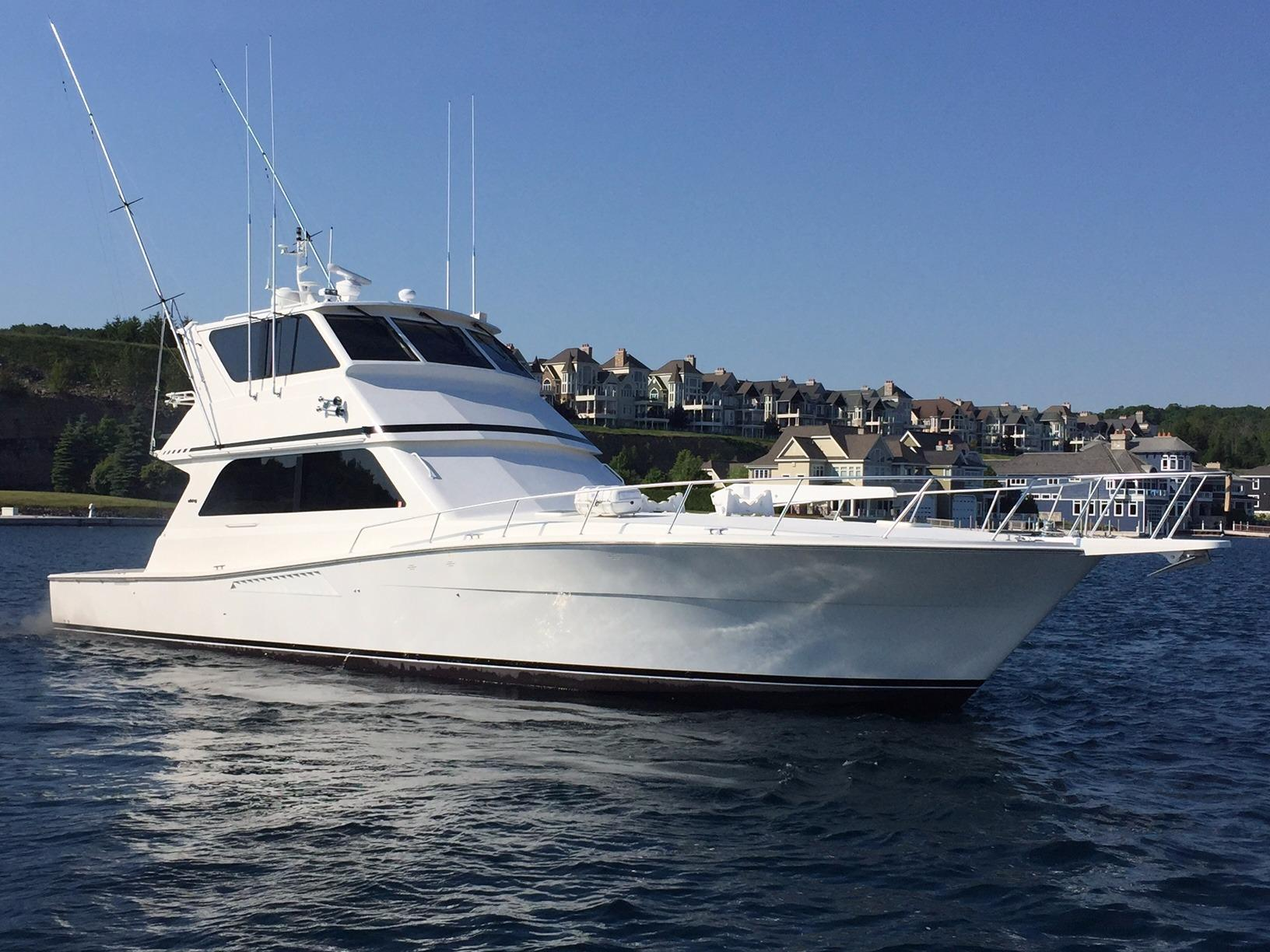 Used viking yachts for sale from 50 to 60 feet for Viking sport fish