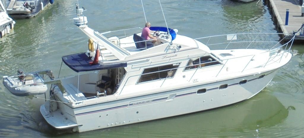 Fairline Forty