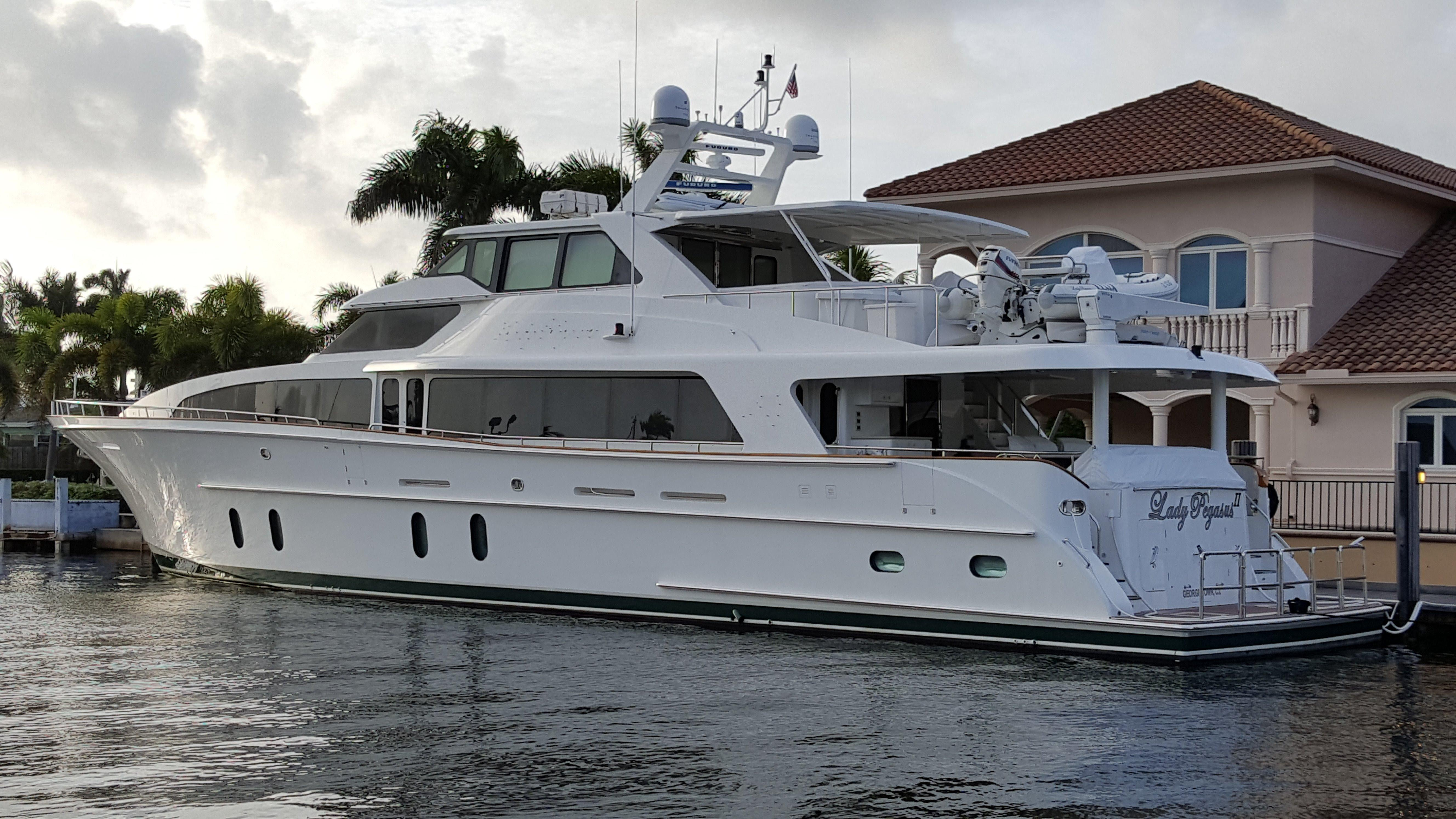 Midnight Express Boat For Sale >> Lady Pegasus Cheoy Lee 100 Yachts for Sale