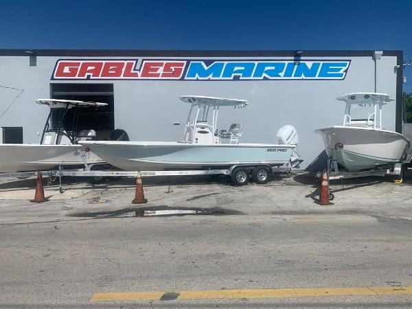 2020 SEA PRO 248 for sale