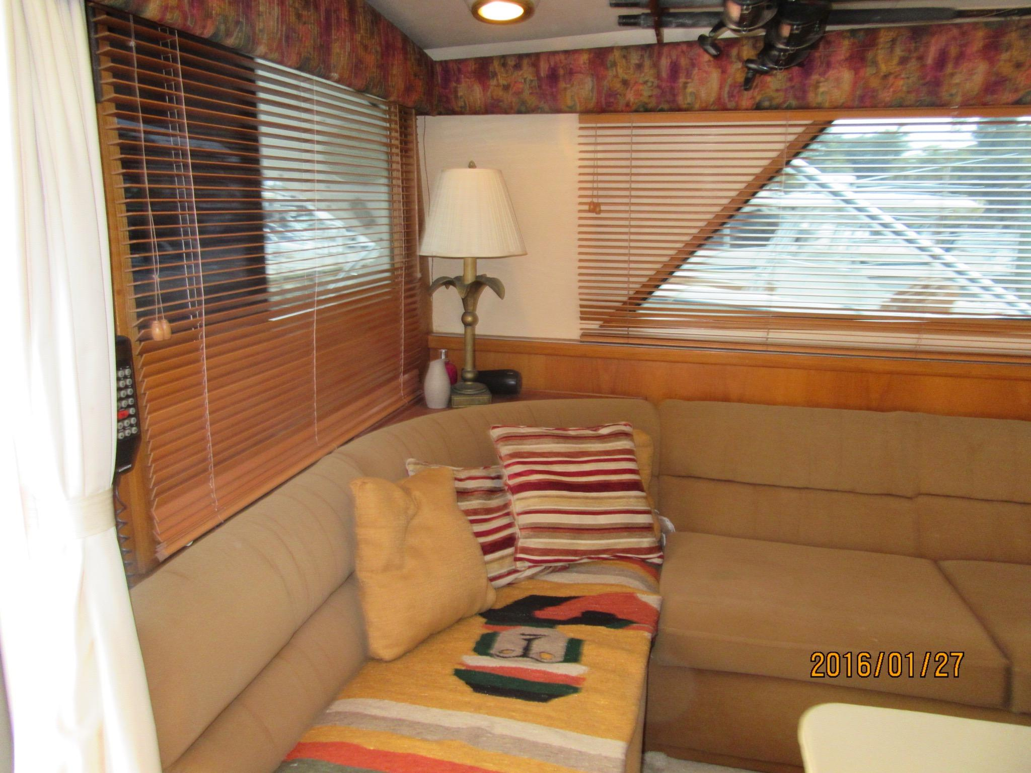 Queen Berth In Owners Stateroom