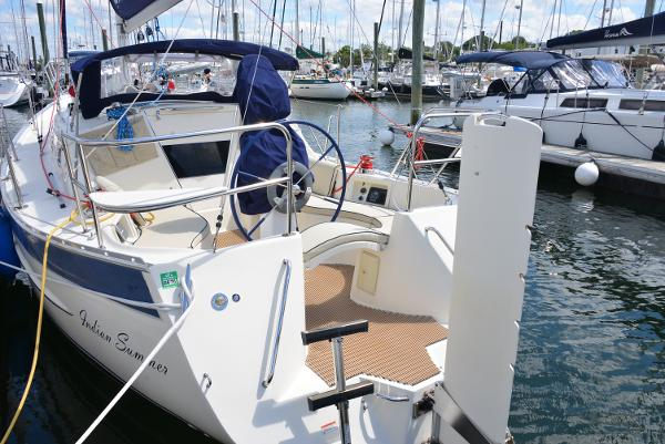 Seaward 32RK BoatsalesListing Maine