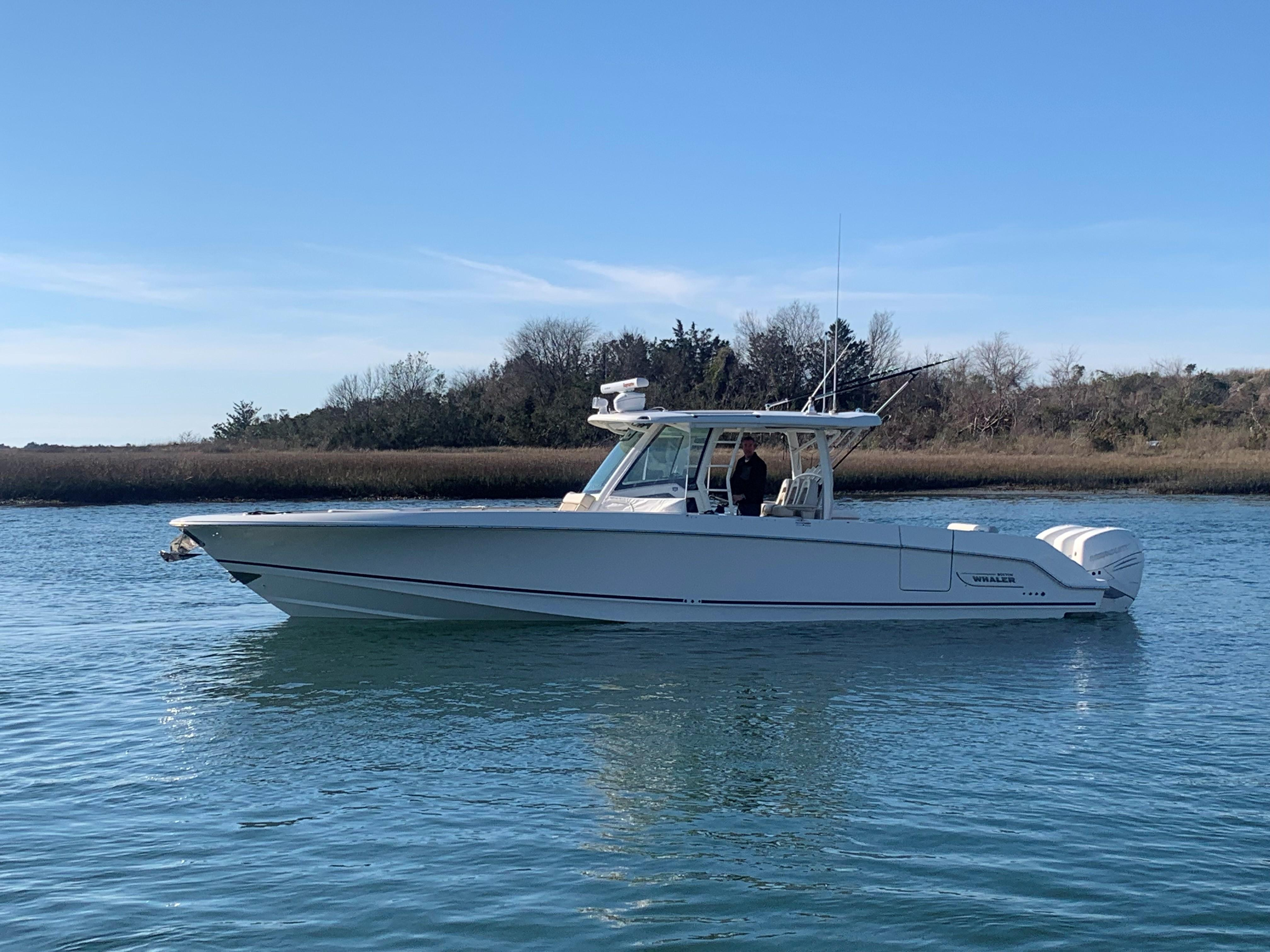 Boston Whaler Boats | The Original Unsinkable Legend for 60 Years