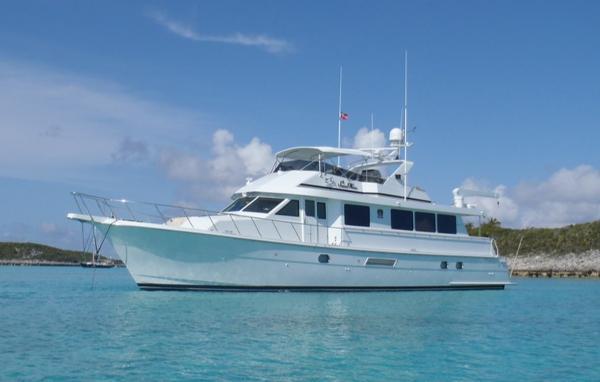 1998 74' Hatteras Motoryacht