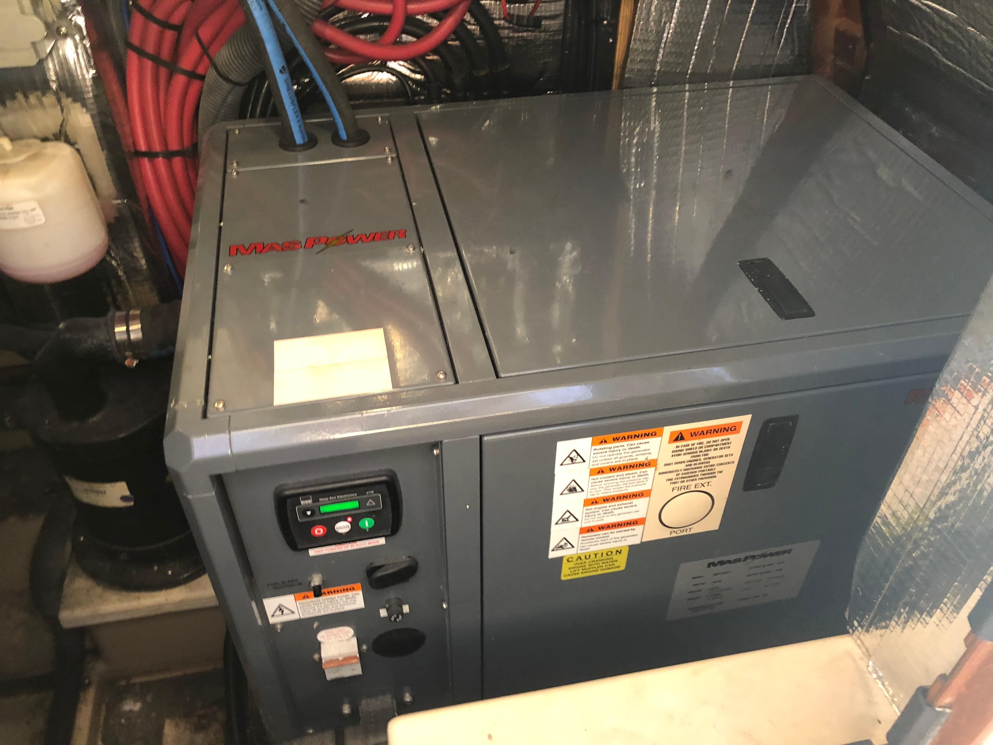 MasPower generator