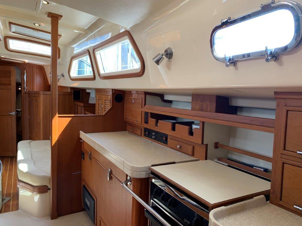 Large galley