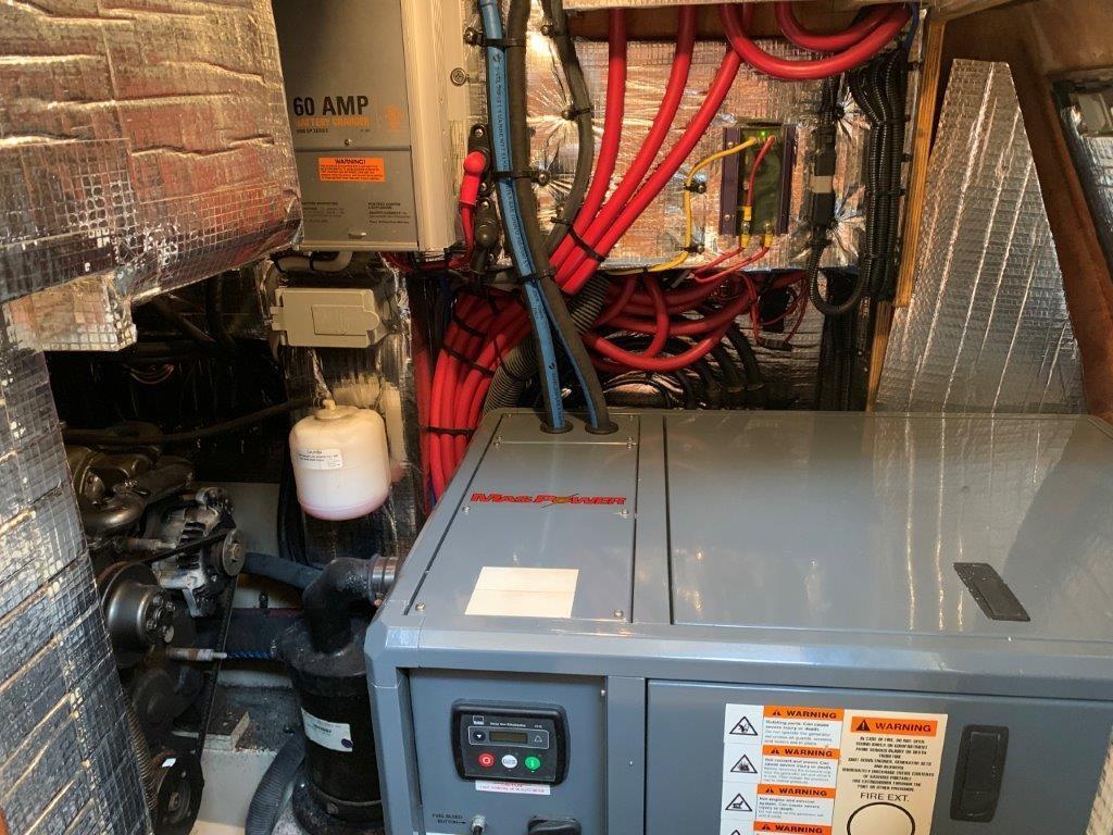 MasPower 9 KW generator