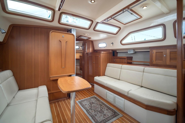 Bright and spacious interior