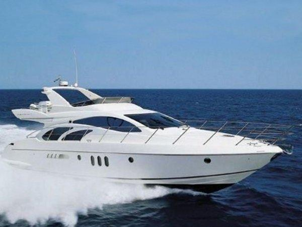 Azimut 55 E Boat For Sale - Brokerage Boats - Sunseeker Greece