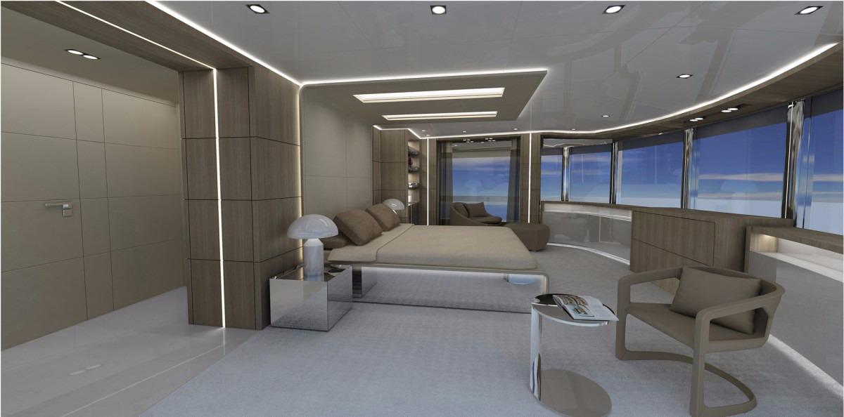 Manufacturer Provided Image: DREAMLINE 30 Cabin