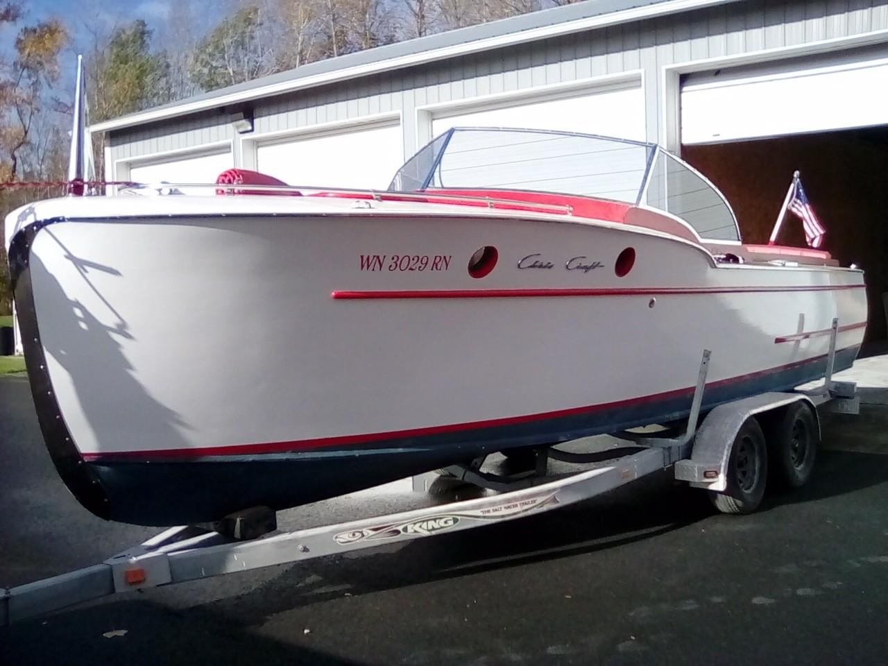 1946 Chris-Craft 25 Express
