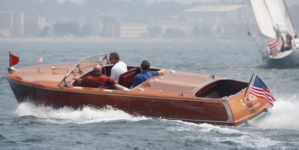Classic Mahogany Runabout by Staudacher Buy Brokerage