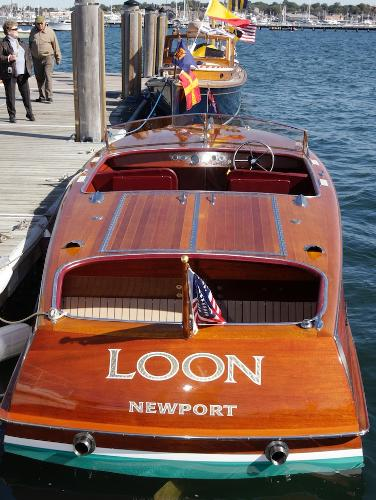 Classic Mahogany Runabout by Staudacher Buy Broker