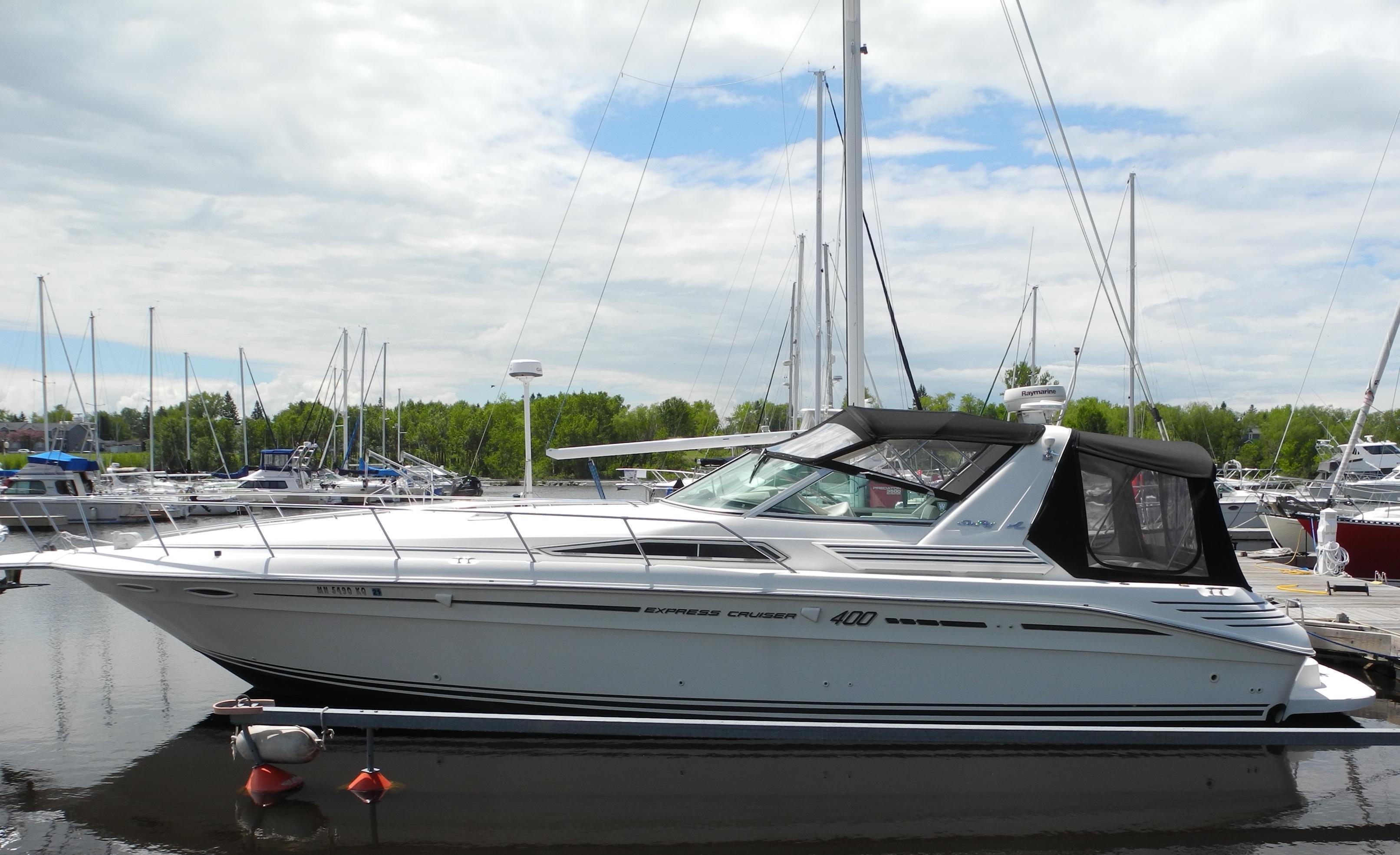 Powerboats - Barkers Island Marina : Barkers Island Marina