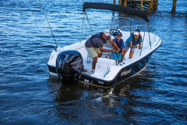 2019 Mako boat for sale, model of the boat is 184 CC & Image # 8 of 43