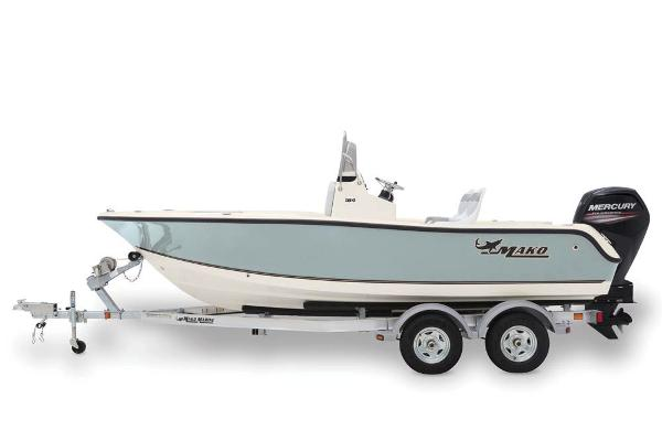 2019 Mako boat for sale, model of the boat is 184 CC & Image # 16 of 43