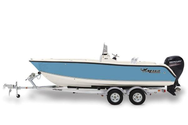 2019 Mako boat for sale, model of the boat is 204 CC & Image # 5 of 37