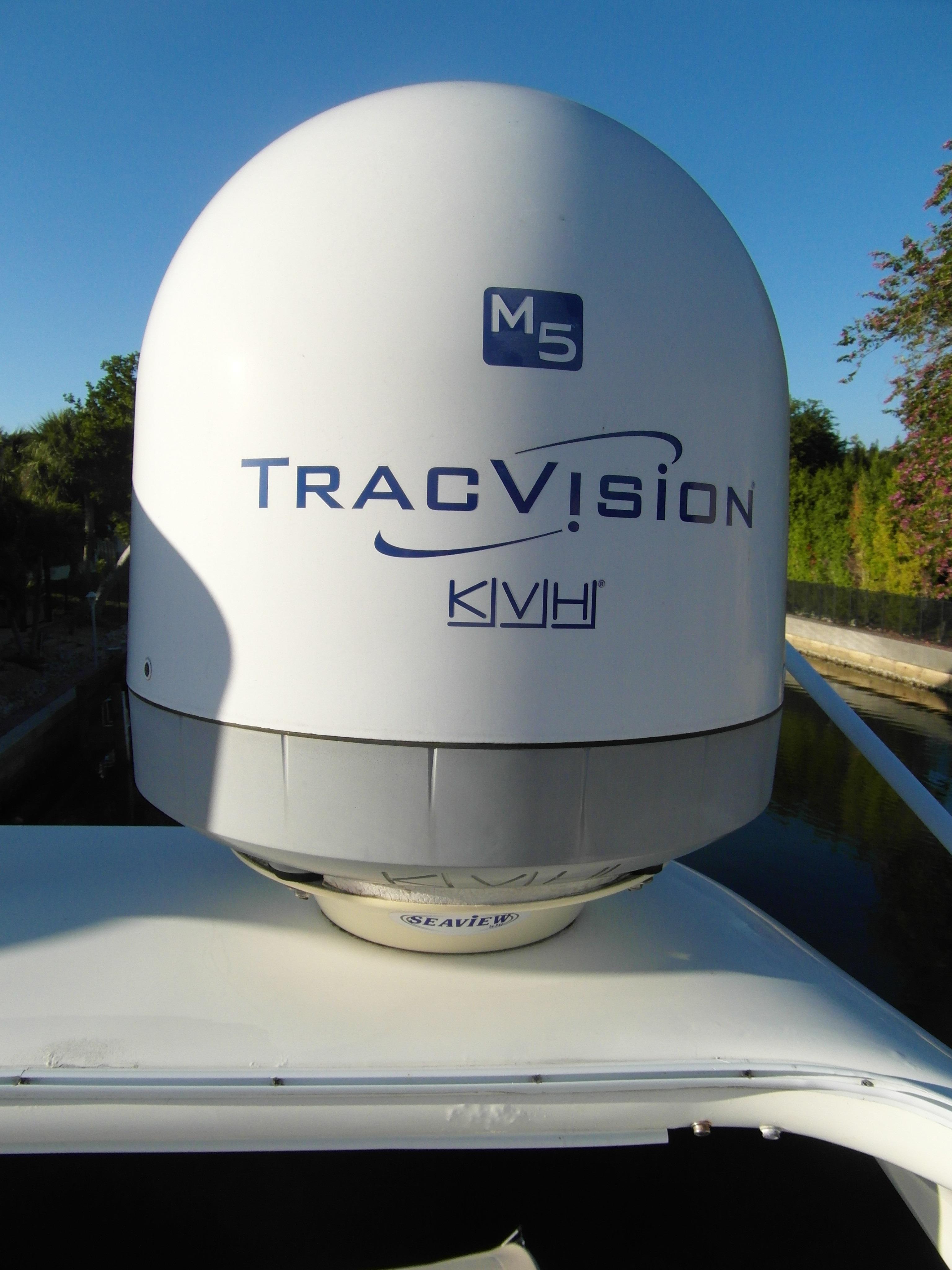 2001 Cruisers 50 Newer Trac Vision