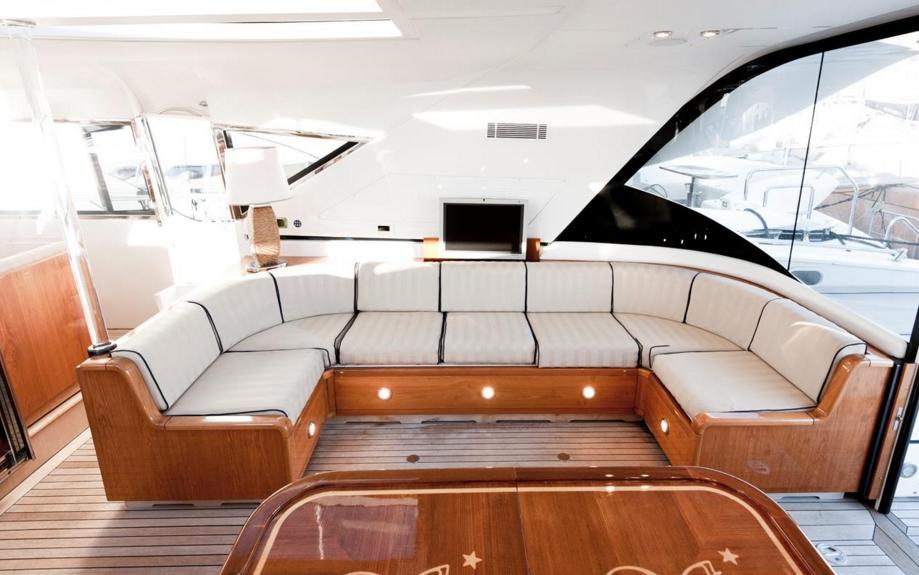 Mangusta 80 Island Yachts Broker