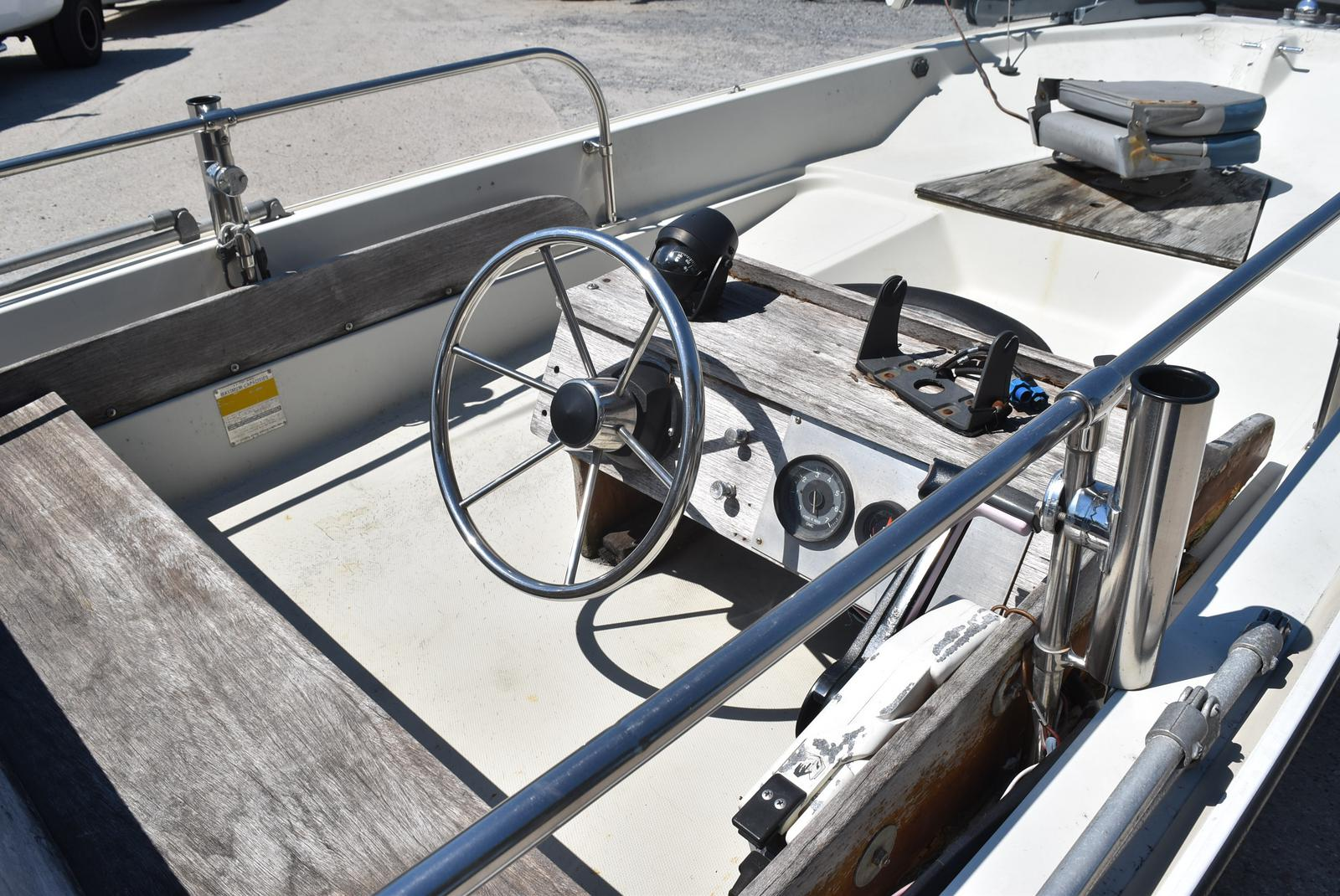 1988 Boston Whaler boat for sale, model of the boat is 15 & Image # 11 of 11