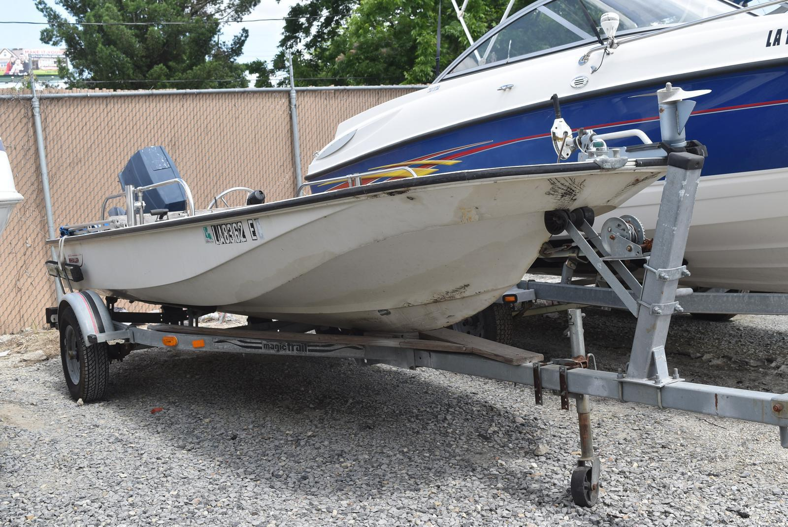 1988 Boston Whaler boat for sale, model of the boat is 15 & Image # 5 of 11