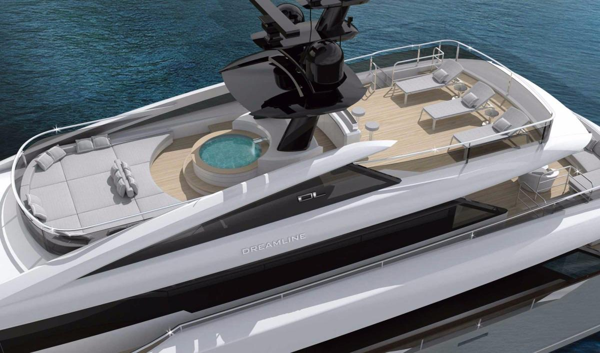 Manufacturer Provided Image: DREAMLINE 40 Flybridge