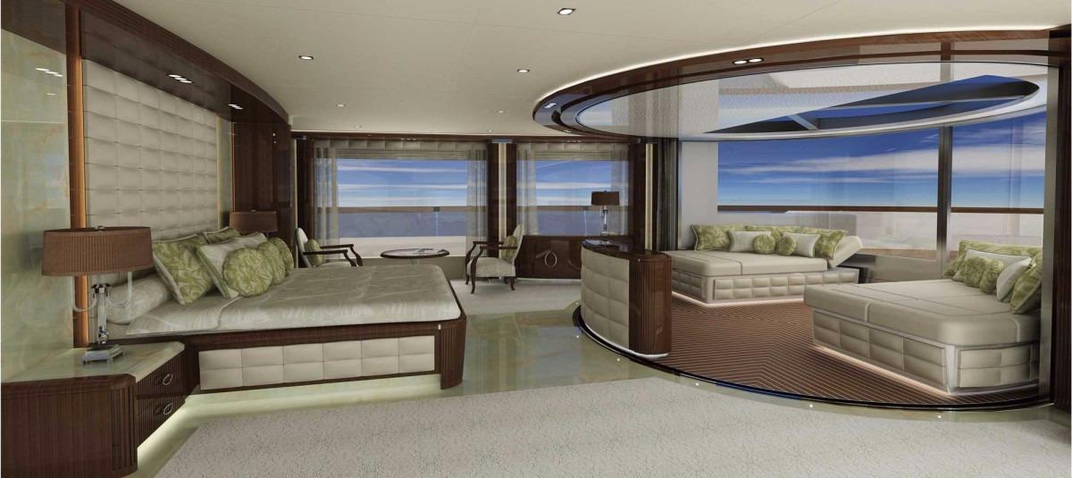 Manufacturer Provided Image: DREAMLINE 40 Cabin
