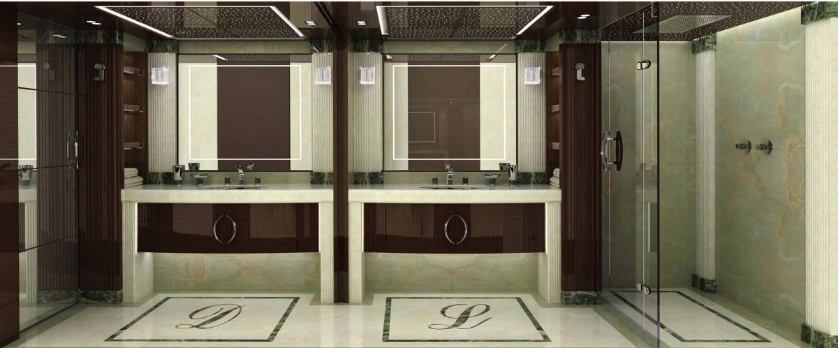 Manufacturer Provided Image: DREAMLINE 40 Bathroom