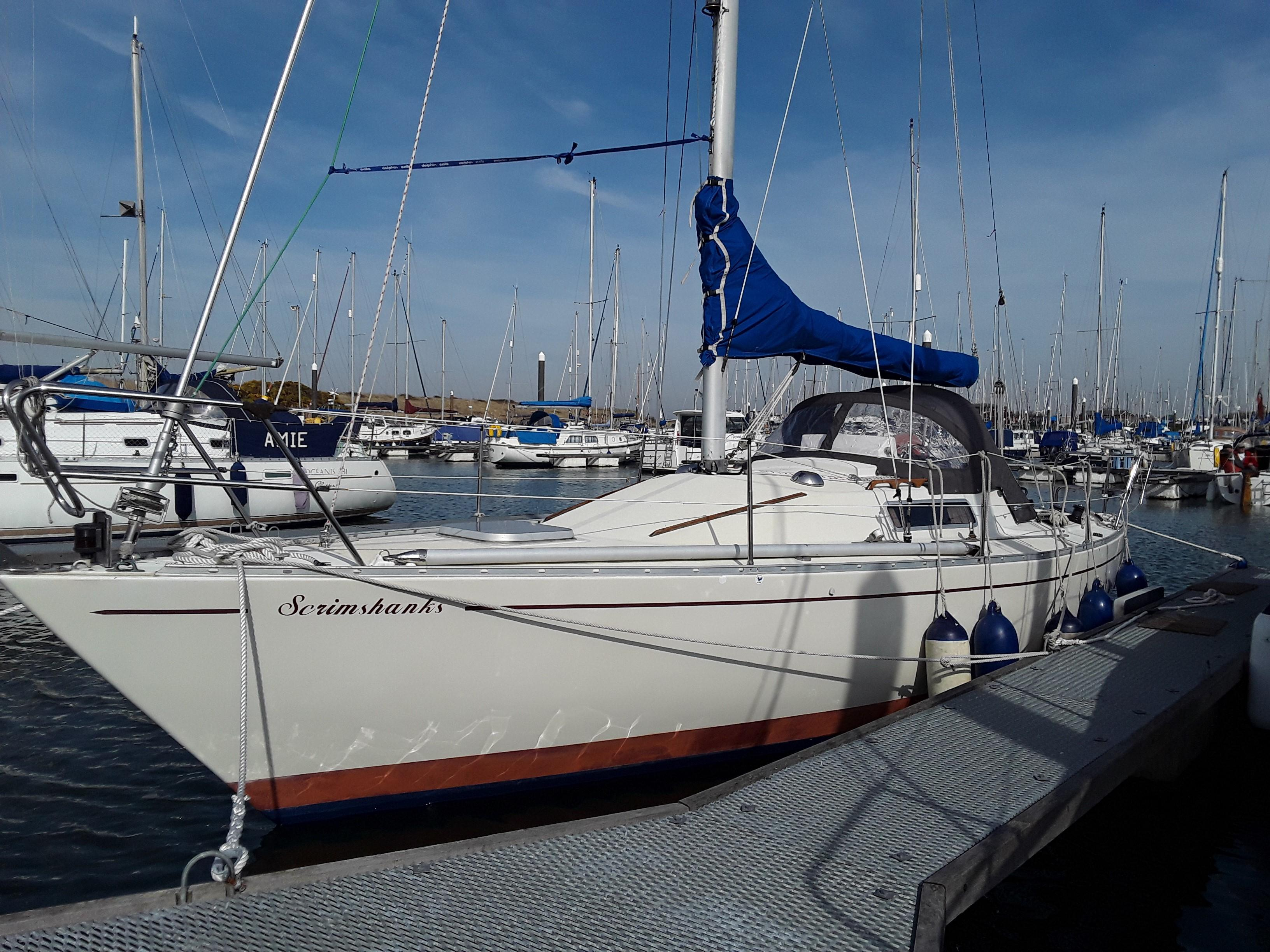 Albin Cumulus 85 boat for sale - Westwater Yacht Sales