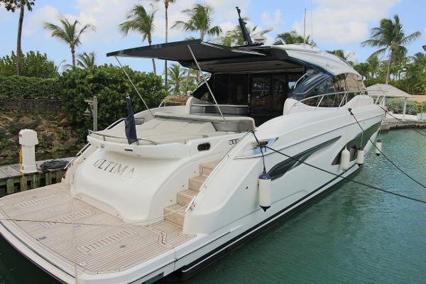 Princess Motor Yacht Sales - Used Princess V60