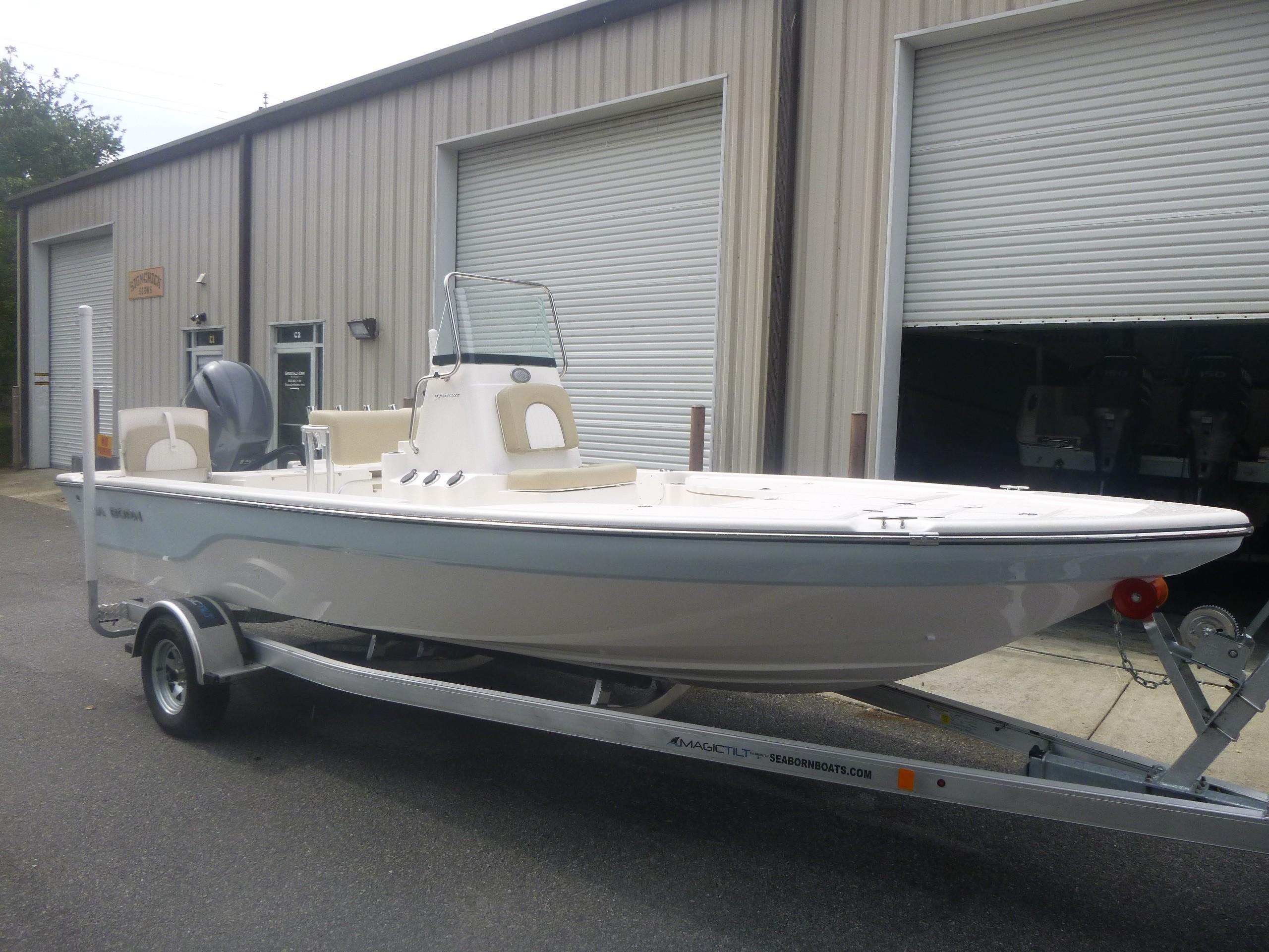 2019 Sea Born FX21 Sport Destin, Florida - Gregg Orr Marine of Destin