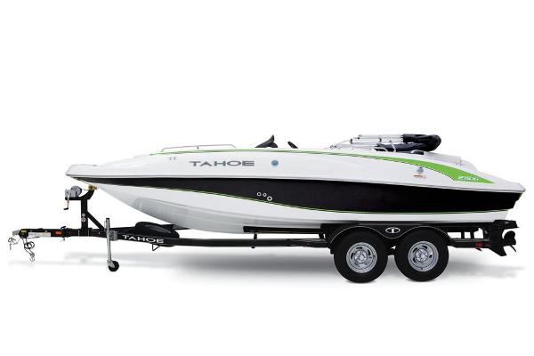 2019 Tahoe boat for sale, model of the boat is 215 Xi & Image # 34 of 45