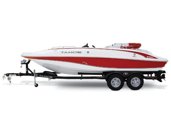 2019 Tahoe boat for sale, model of the boat is 215 Xi & Image # 35 of 45