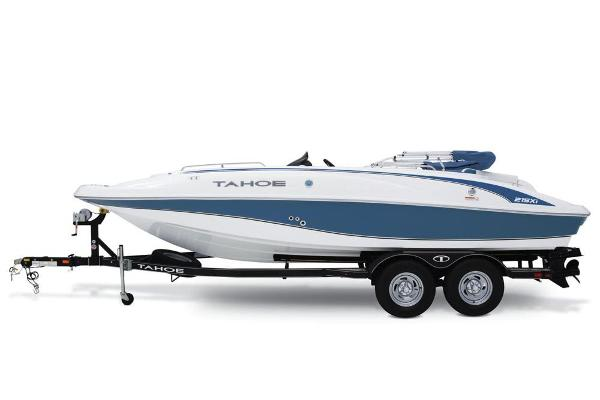 2019 Tahoe boat for sale, model of the boat is 215 Xi & Image # 14 of 43