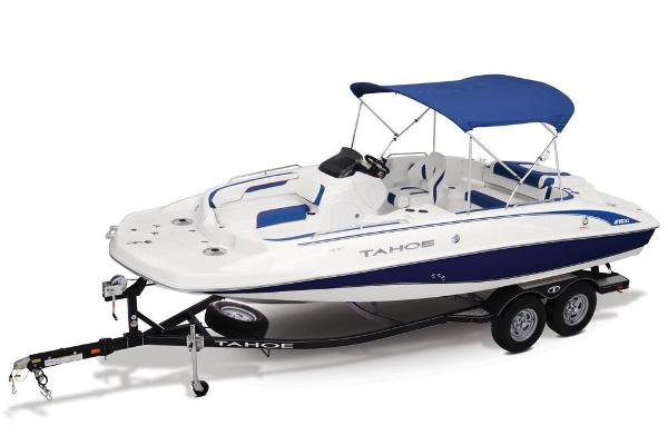 2019 Tahoe boat for sale, model of the boat is 215 Xi & Image # 3 of 43