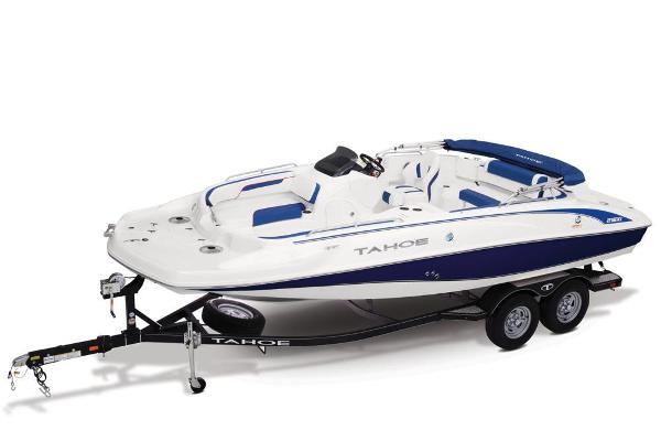 2019 Tahoe boat for sale, model of the boat is 215 Xi & Image # 1 of 43
