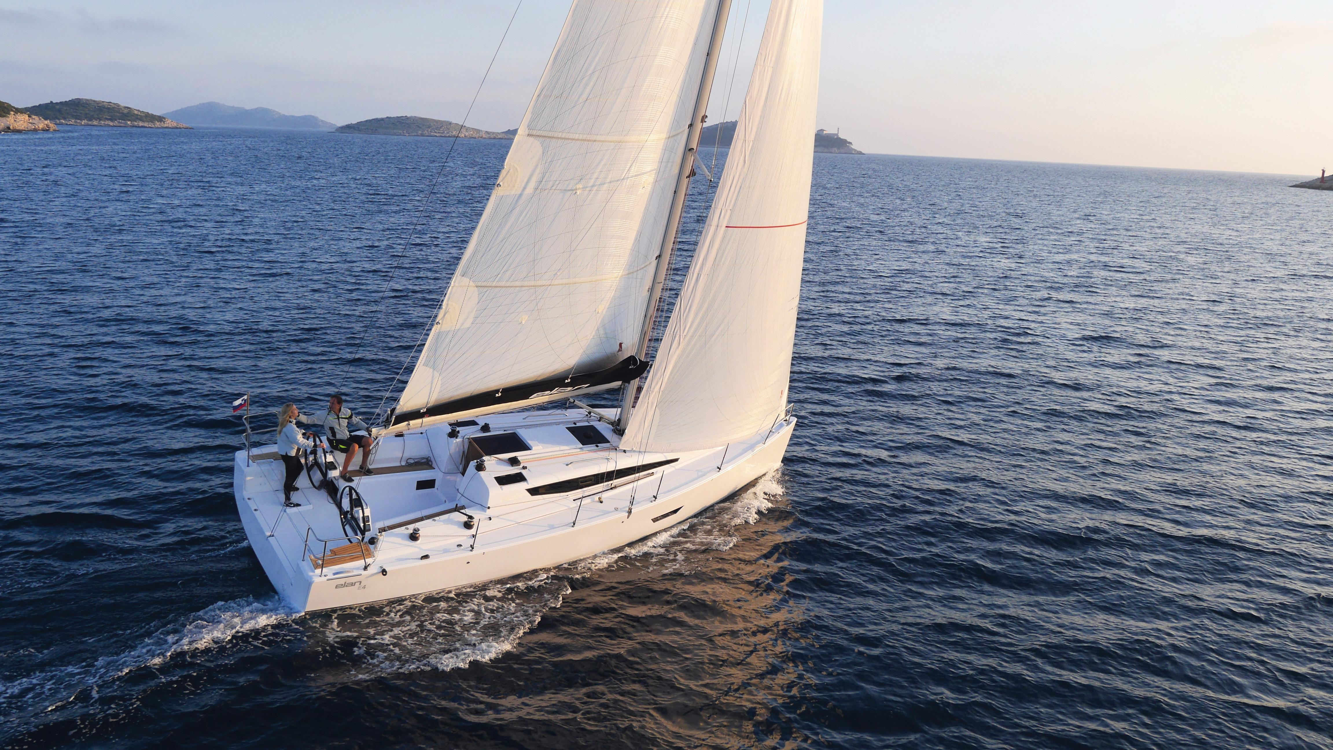 Picture Of:  35' Elan E4 2017Yacht For Sale | 23