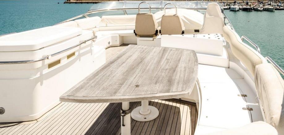 Fairline Squadron 78 Custom Island Yachts Broker