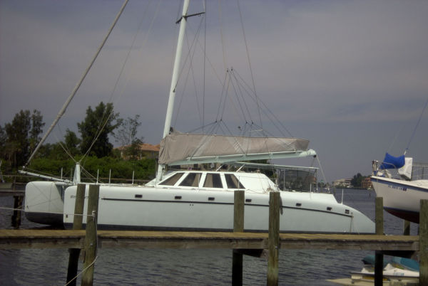 Catamaran Custom Commercial Term Charter