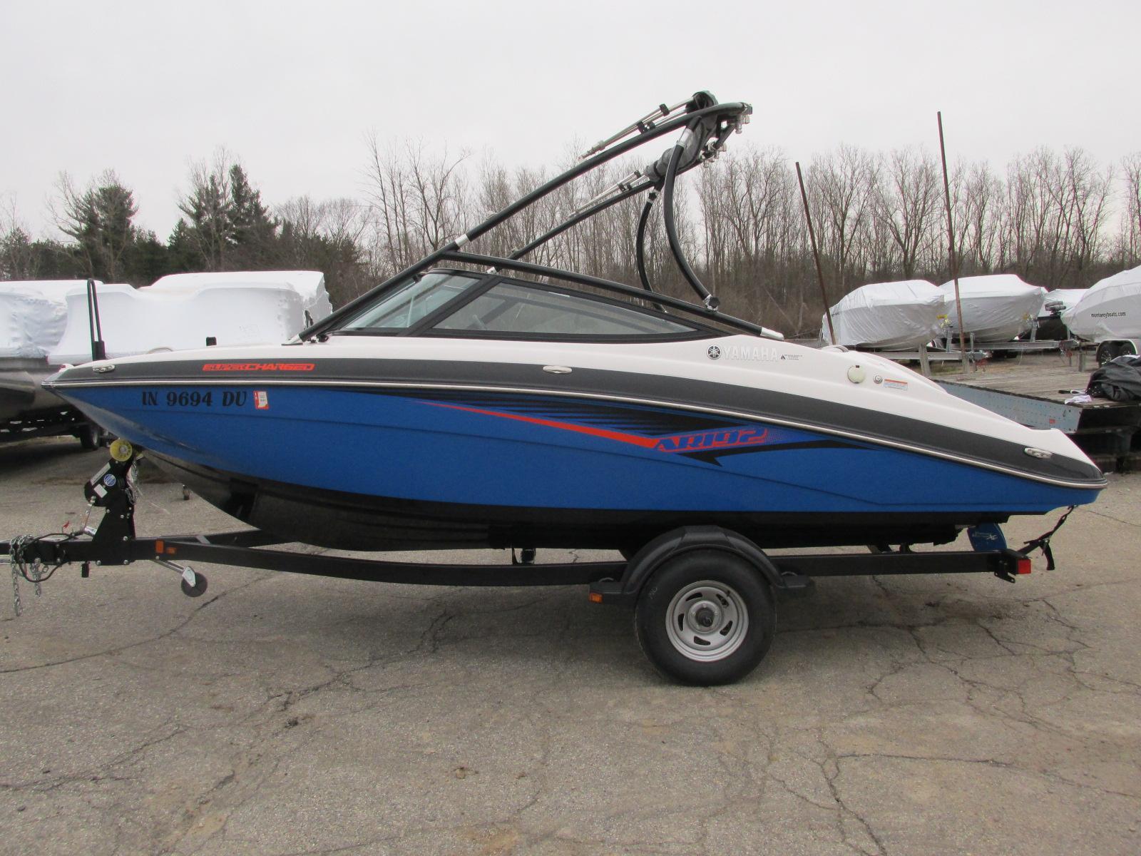 Yamaha BoatsAR 192