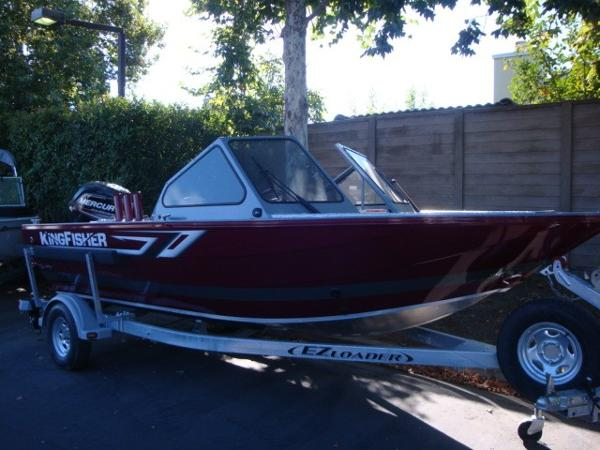 2020 Kingfisher boat for sale, model of the boat is 1625 Falcon & Image # 2 of 2