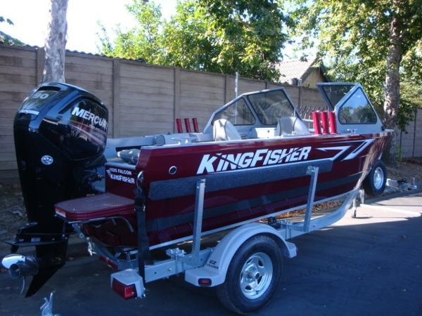 2020 Kingfisher boat for sale, model of the boat is 1625 Falcon & Image # 1 of 2