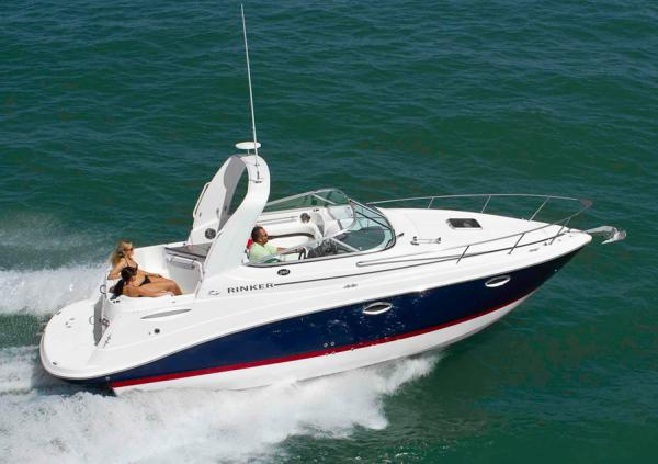 2013 Rinker boat for sale, model of the boat is 260 Express Cruiser & Image # 2 of 10