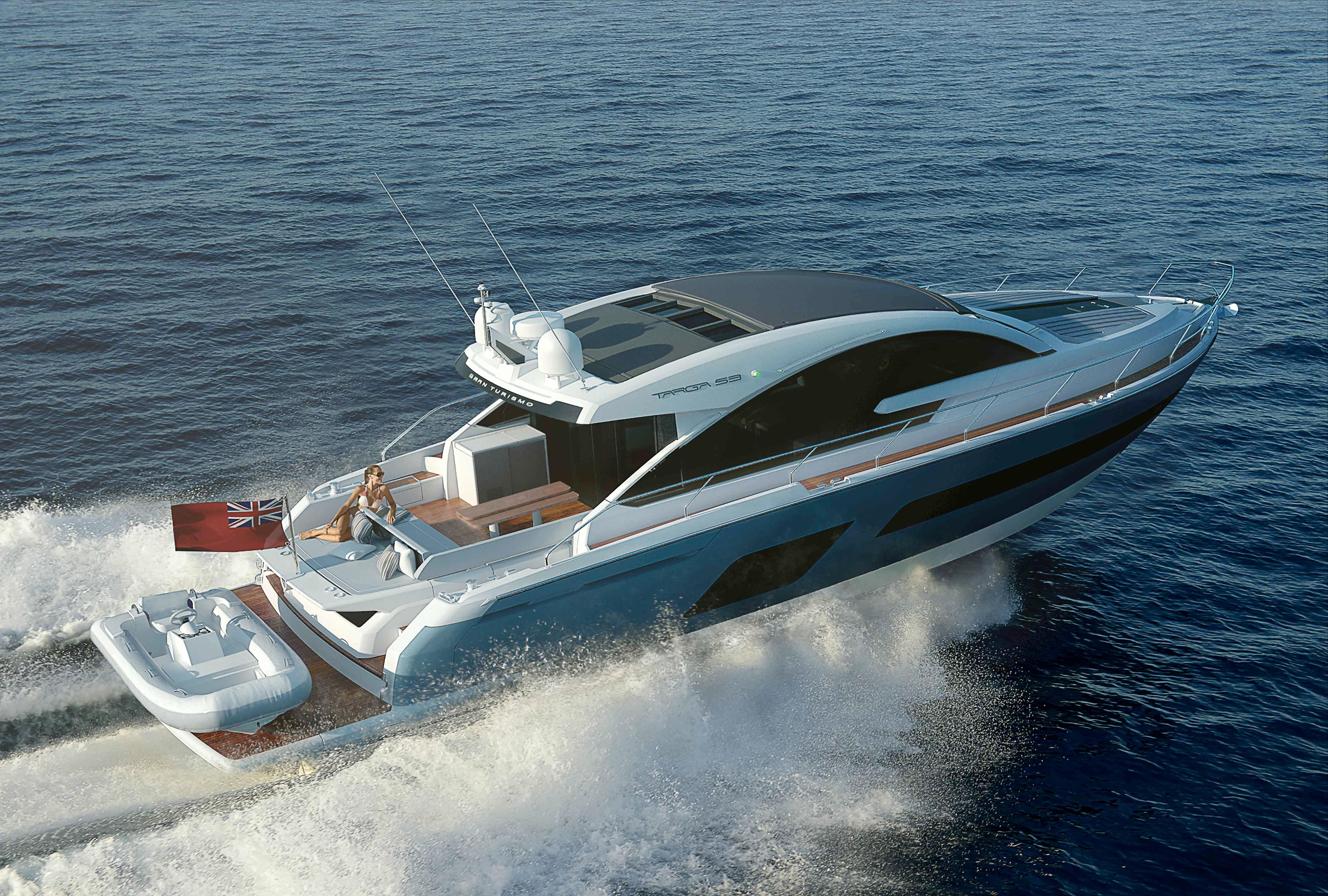 Fairline Targa 53 Gran Turismo