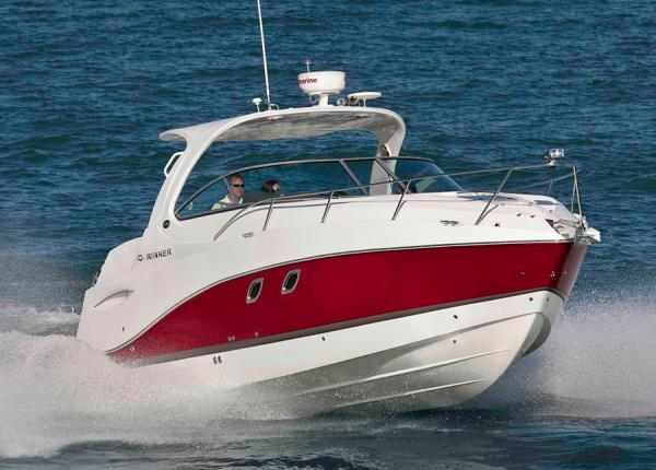 2013 Rinker boat for sale, model of the boat is 310 Express Cruiser & Image # 2 of 11