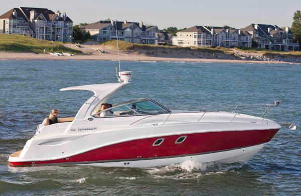 rinker boats