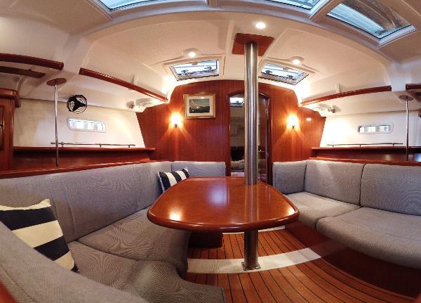 Beneteau 373 BoatsalesListing New England