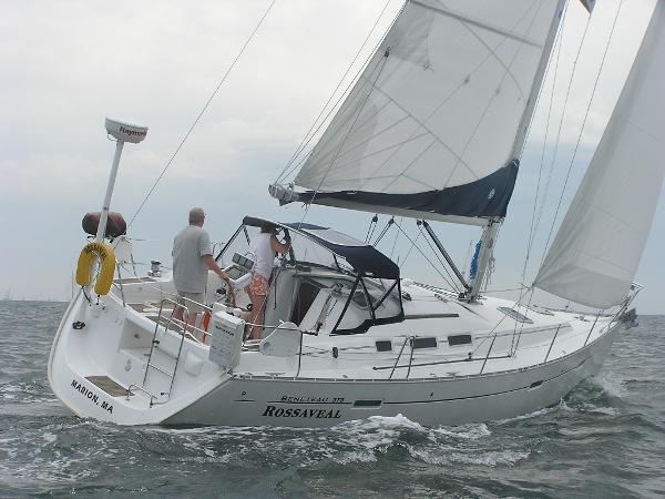 Beneteau 373 BoatsalesListing Maine