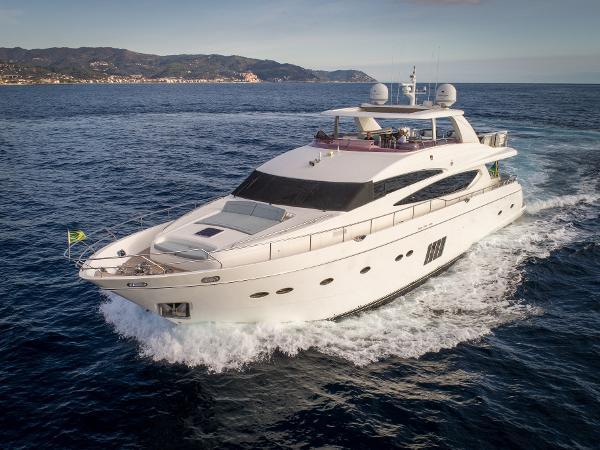 Princess Motor Yacht Sales - Used Princess 95 Motor Yacht